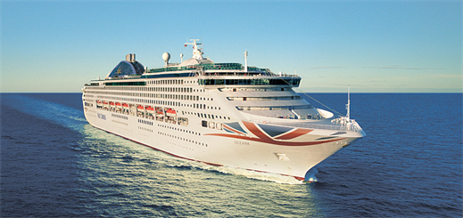 GE's Marine Solutions to upgrade components on P&O Cruises' Oceana