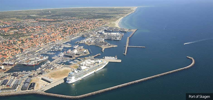 Port of Skagen to break its cruise records in 2018