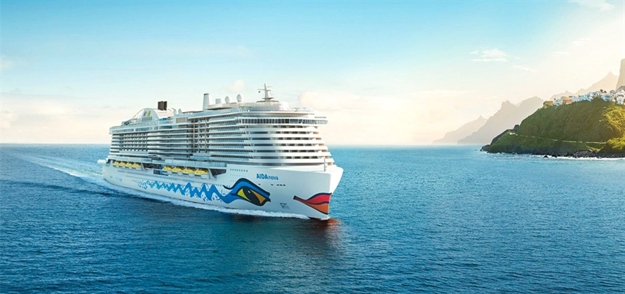 AIDAnova to offer multiple at-sea firsts for guests