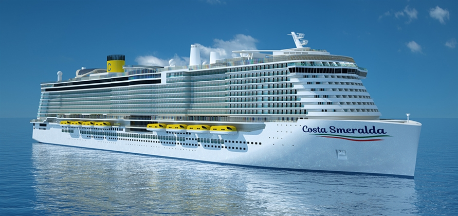 Meyer Turku cuts steel for Costa Cruises' first LNG ship