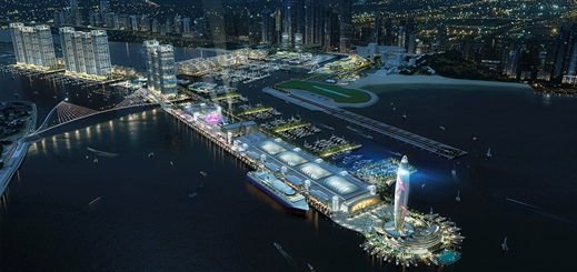 Dubai Harbour to have two cruise terminals