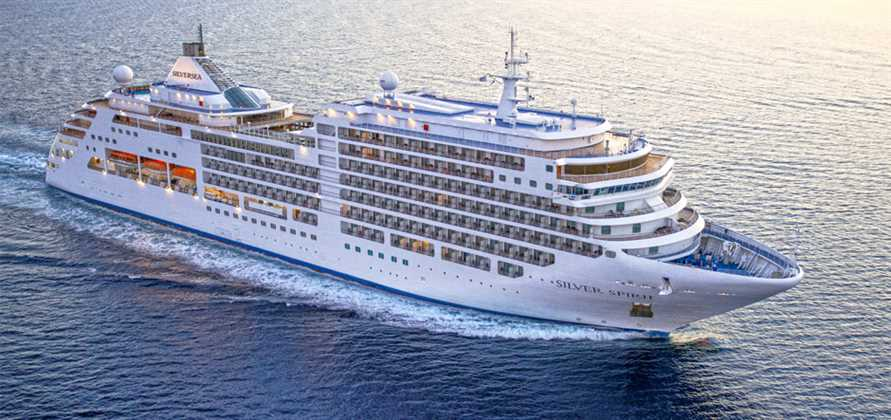 Silversea to lengthen Silver Spirit in March 2018