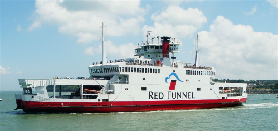 Trimline and Wight Shipyard Co to refit Red Eagle