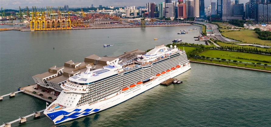 Majestic Princess to homeport in Taiwan and Australia in 2018