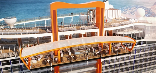 Giving Celebrity Cruises the Edge in the cruise industry