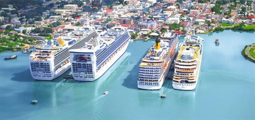 Making a mark as a cruise worthy destination