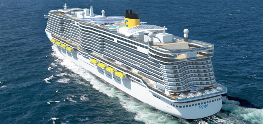NIT to design and build communal areas on Costa's LNG ships