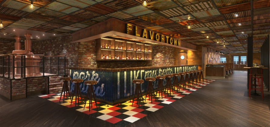 Carnival Horizon to debut new Guy Fieri smokehouse and microbrewery