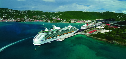 US Virgin Islands on track to reopen for cruise business