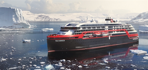 How Hurtigruten is driving the industry to a green future