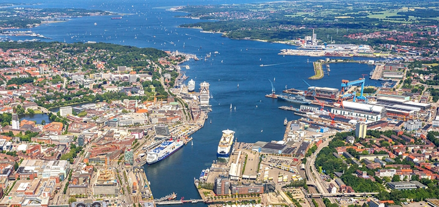 Kiel hosts record number of cruise passengers