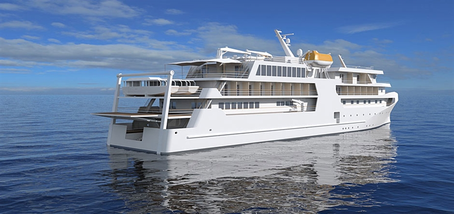 Coral Expeditions to name new expedition ship Coral Adventurer