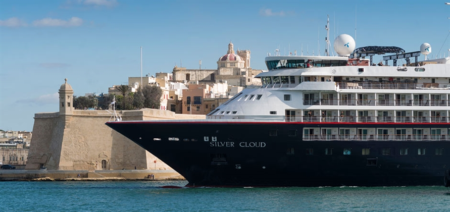 Palumbo Shipyards converts Silver Cloud into expedition cruise ship