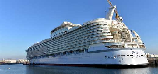 Royal Caribbean to base four largest ships in Florida in 2019