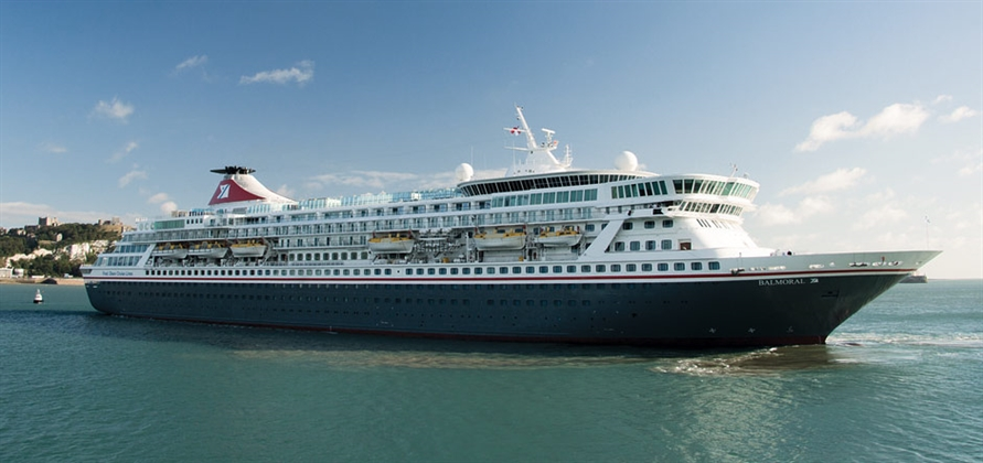 Blohm+Voss to refit three Fred. Olsen cruise ships