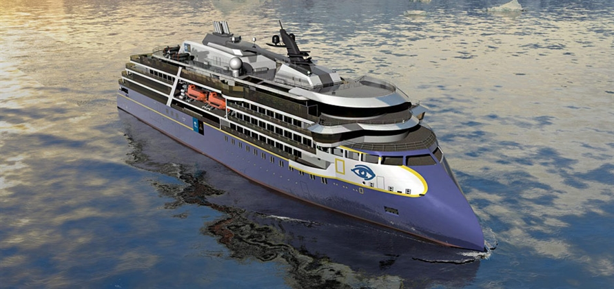 Lindblad Expeditions signs agreement with Ulstein to build expedition ship