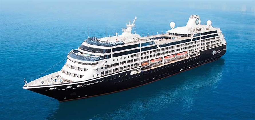 Port of Southampton to host Azamara Pursuit christening in 2018