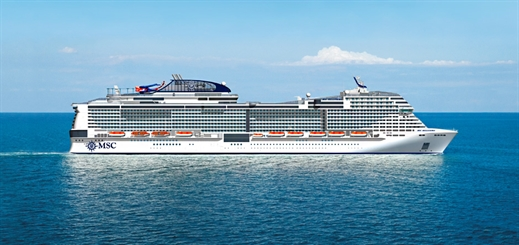 MSC Cruises celebrates building milestones