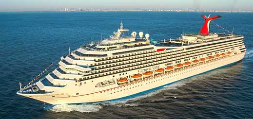 Carnival to boost capacity on Gulf Coast short cruise programme in 2019