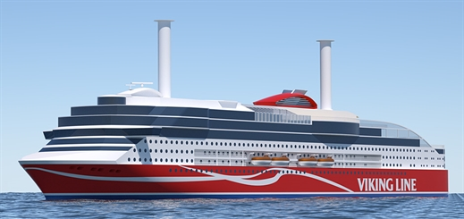 Wärtsilä to supply engines and systems for Viking Line's LNG ferry