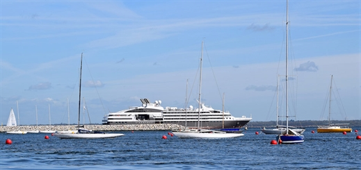 Cowes Harbour Commission aims to boost cruise tourism in Cowes
