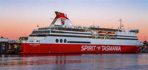 Spirit of Tasmania to order two ro-pax vessels in 2018