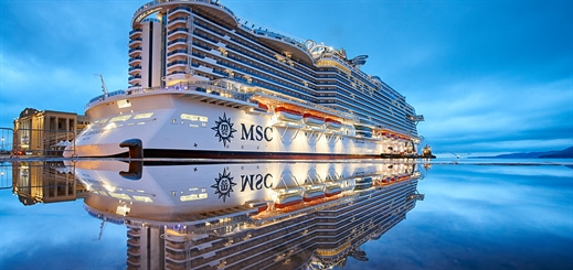 MSC Cruises opens new terminal at PortMiami