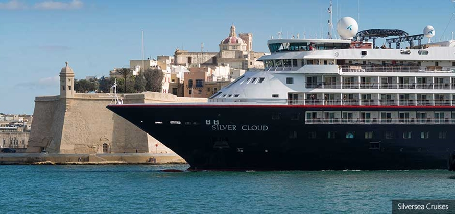 Fürstenberg to supply porcelain for Silversea Cruises