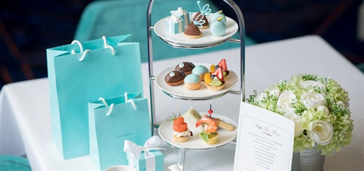 Asia's first Tiffany & Co can be found on Dream Cruises' World Dream