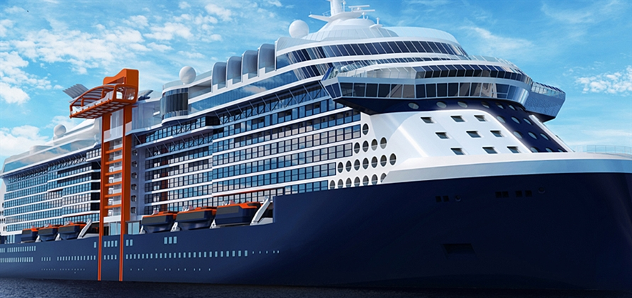 Celebrity Edge to debut ahead of schedule