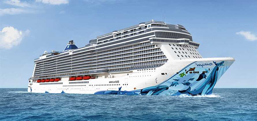 Norwegian Bliss to sail from New York City in November 2019