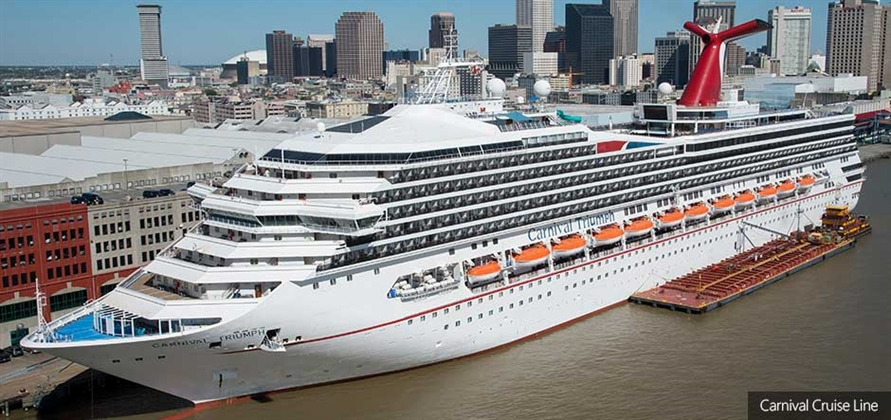 Carnival releases 2019-2020 itinerary for Carnival Triumph