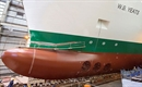 Irish Ferries names W.B. Yeats during float-out ceremony