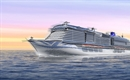 P&O Cruises orders second LNG cruise ship for UK market