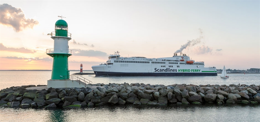 HASYTEC system makes Scandlines ferry greener