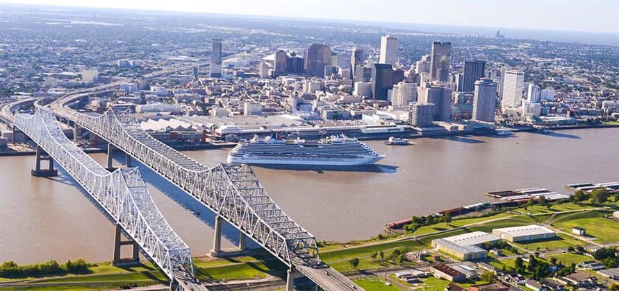 New Orleans welcomes over one million cruise guests