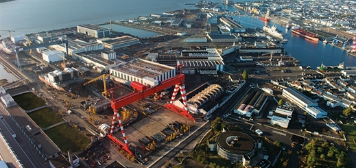 Fincantieri agrees deal to acquire 50% stake in STX France