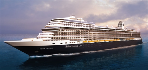 Nieuw Statendam to explore Norway, the Baltic and Iceland in 2019