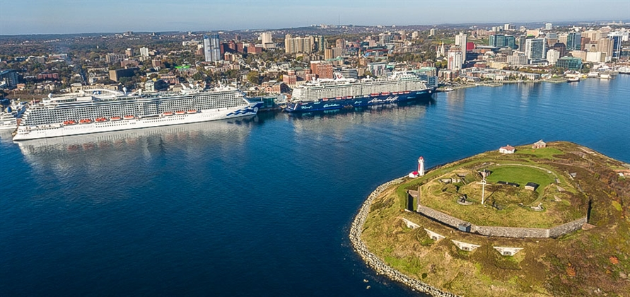 Port of Halifax to welcome 10 inaugural calls in 2018
