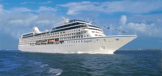 Oceania Cruises introduces new bistro lunch menus