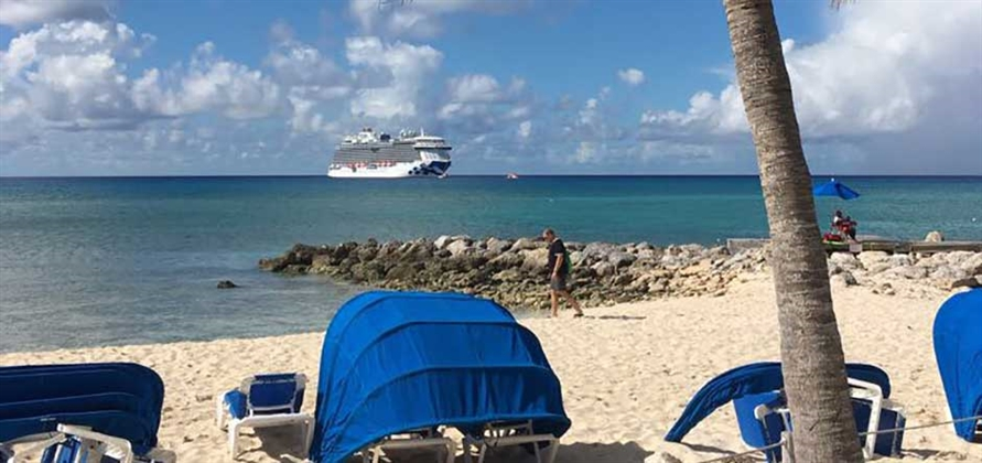 Princess Cruises completes enhancements to Princess Cays