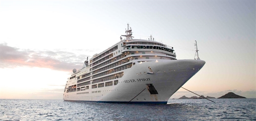 Silversea's Silver Spirit to undergo lengthening project