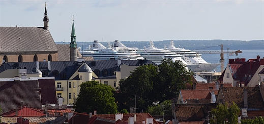 Baltic region welcomes more than five million cruise visitors