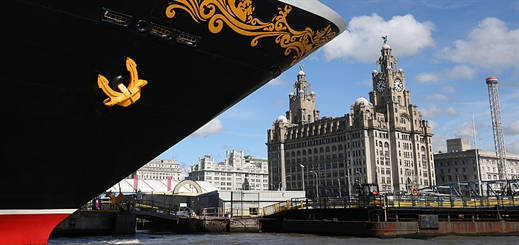 New cruise ships to head to Liverpool in 2018