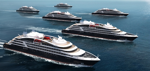 Seatrade Cruise Global: Cruise lines reveal new ship orders