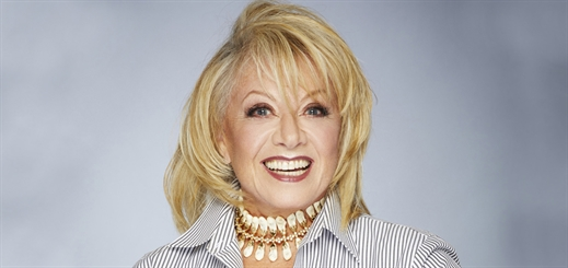 Elaine Paige named godmother of Seabourn Ovation