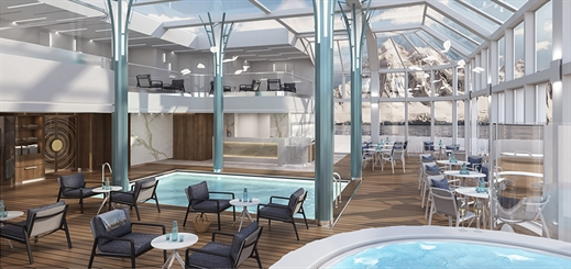Seatrade Cruise Global: Crystal unveils Crystal Endeavor