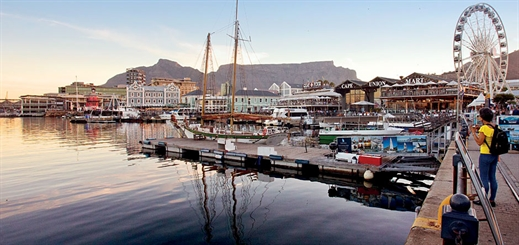 V&A Waterfront aims to boost cruise tourism business