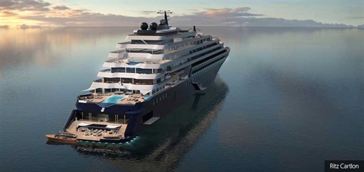 Seatrade Cruise Global: Ritz-Carlton aims to revolutionise cruising