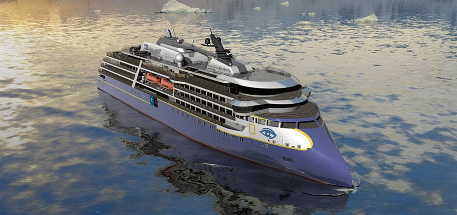 ABB to provide propulsion for Lindblad Expeditions newbuild